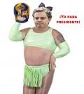 Aurelio Nuño luchador